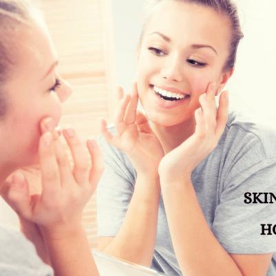 De 5 beste Skin Care tips voor thuis!