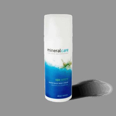 Lichaamscrème op waterbasis hydraterend