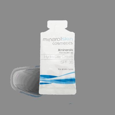 Hydraterende en beschermende dagcrème met SPF 35