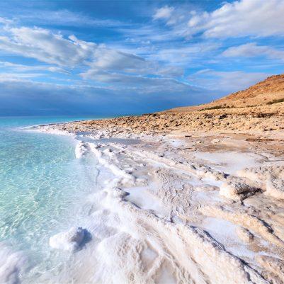 De mineralen van de Dode Zee